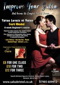 Eight Week Bachata-Tango Course